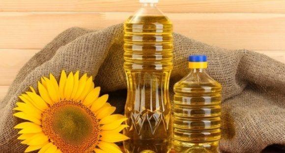 Зростання експортних поставок соняшникової олії