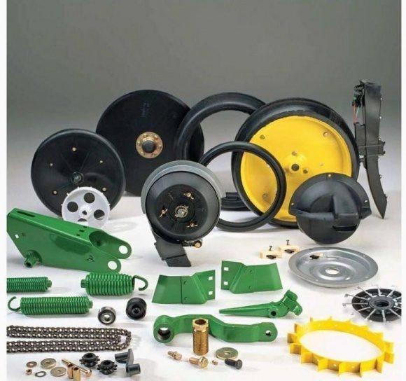 Комплектуючі для техніки John Deere будуть виробляти в Білорусі