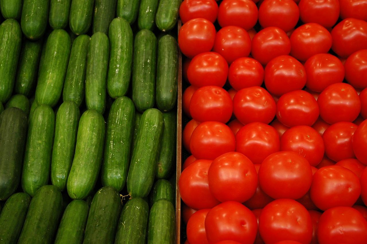 Тепличні огірки здорожчали на 12%, а томати — на 25%