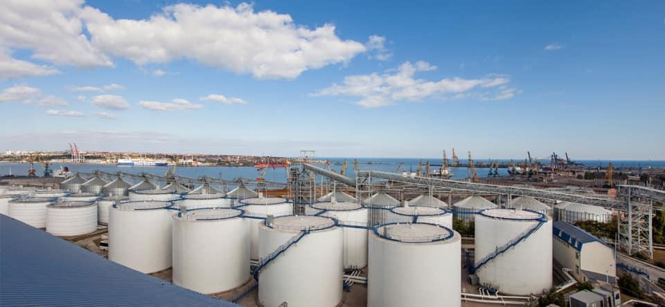 Risoil S.A. модернізує термінал з перевалки рослинних олій