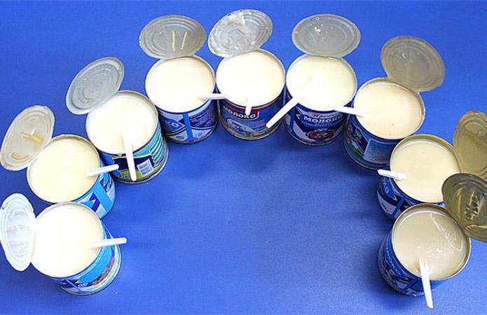 Виробники згущенки виконали рекомендації АМКУ щодо упаковки