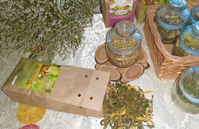 В Україні розширюють виробництво лікарських трав і чаїв