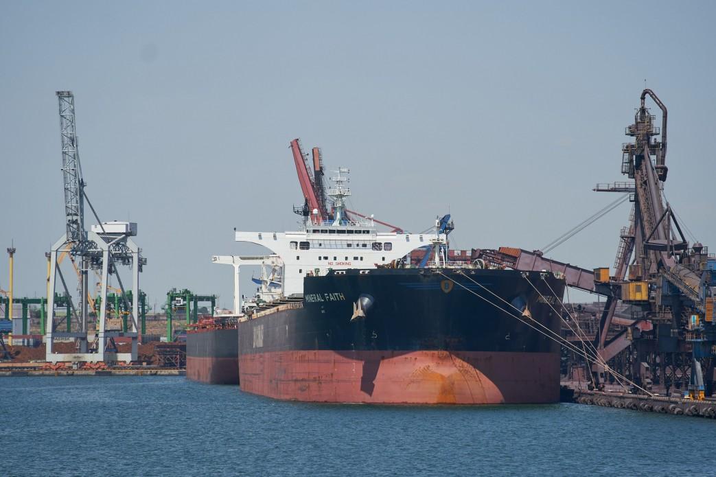 З початку року прибуток порту «Південний» зріс на 1304%