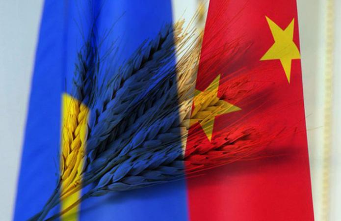 У вільній економічній зоні Китаю створять торговий павільйон для українскої агропродукції