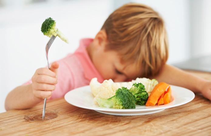 «Розумна тарілка» допоможе їсти більше овочів