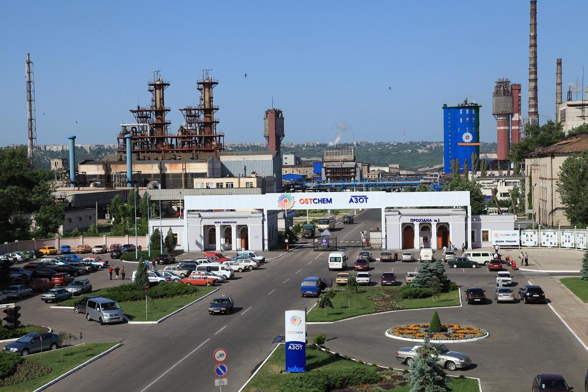 «Сєвєродонецький Азот» збільшив обсяг виробництва міндобрив на 67%
