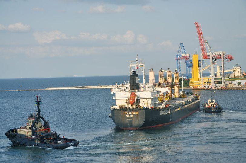 У вересні Одеський морпорт збільшив обсяги перевалки вантажів на 10%