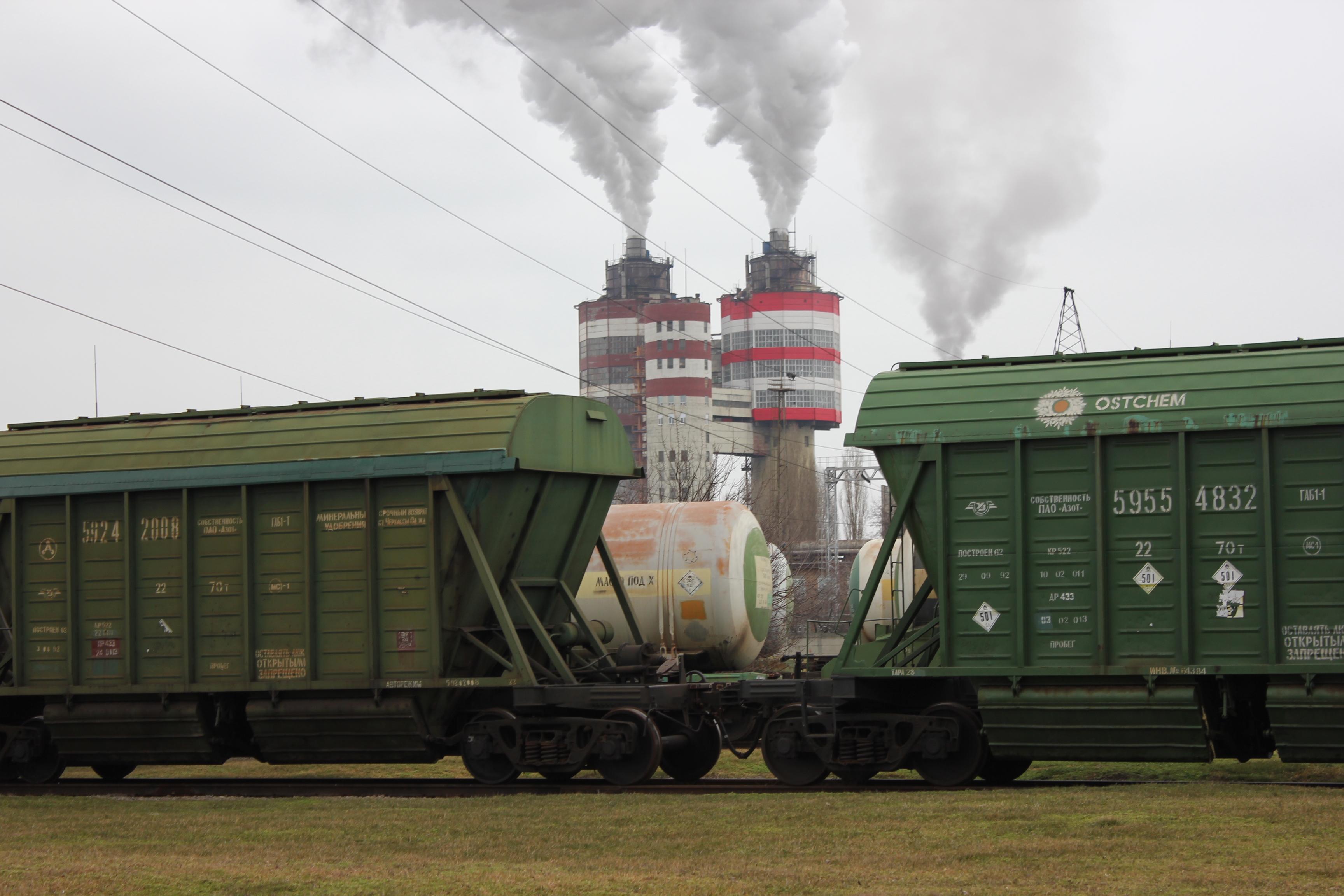 «Черкаський Азот» збільшив обсяги виробництва міндобрив на 11%