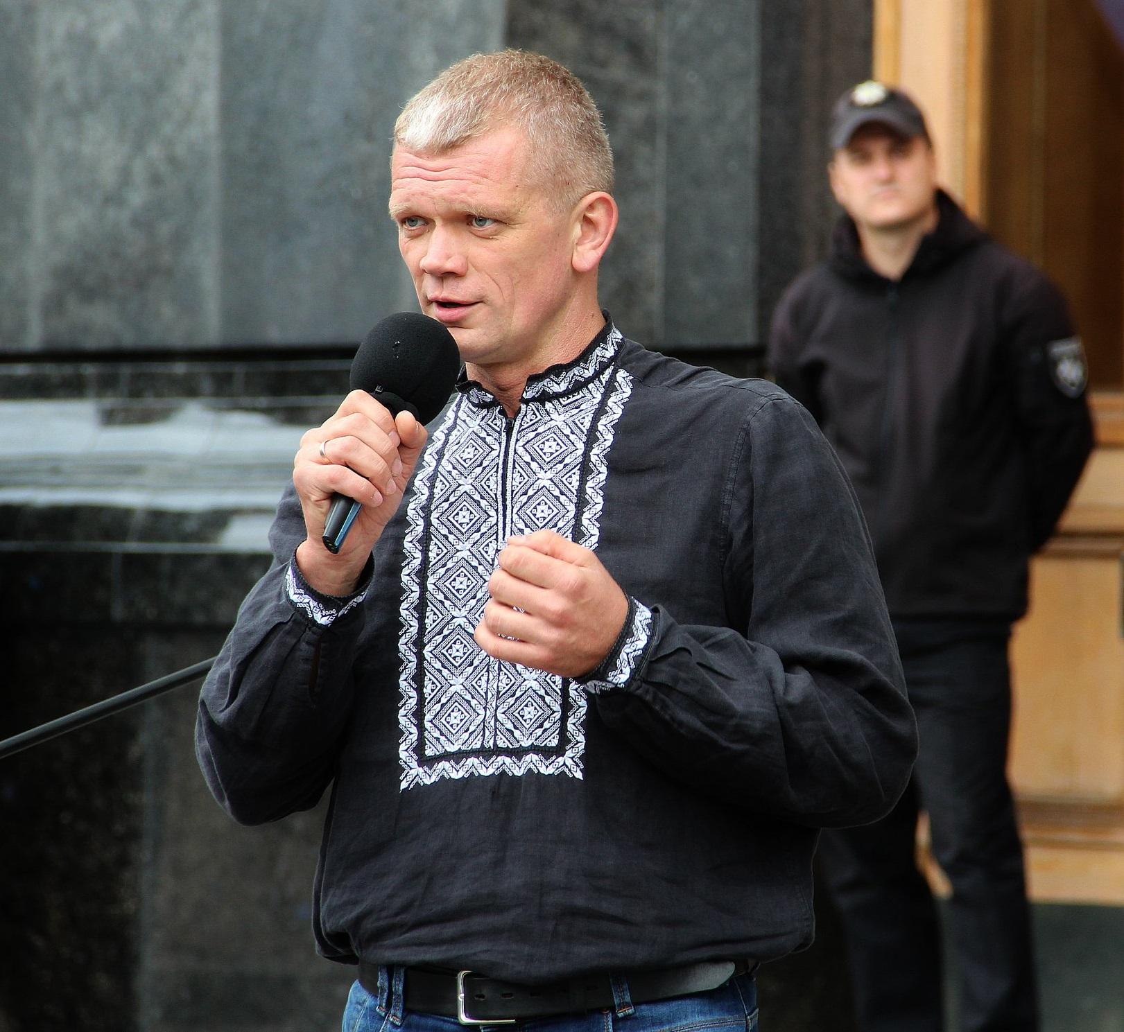 На Харківщині побили колишнього міністра АПК