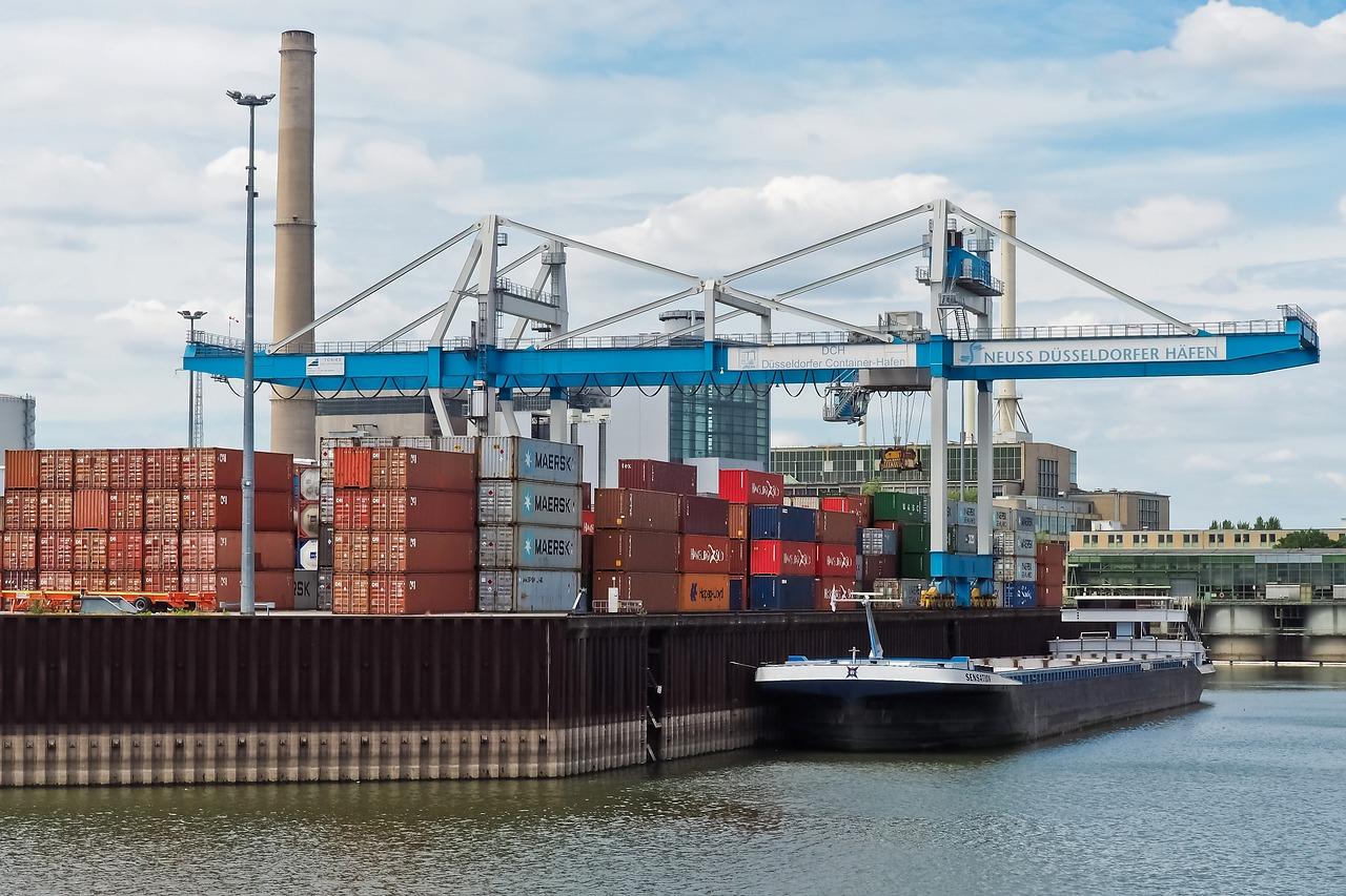 Порт «Чорноморськ» у січні збільшив перевалку зерна на 40%