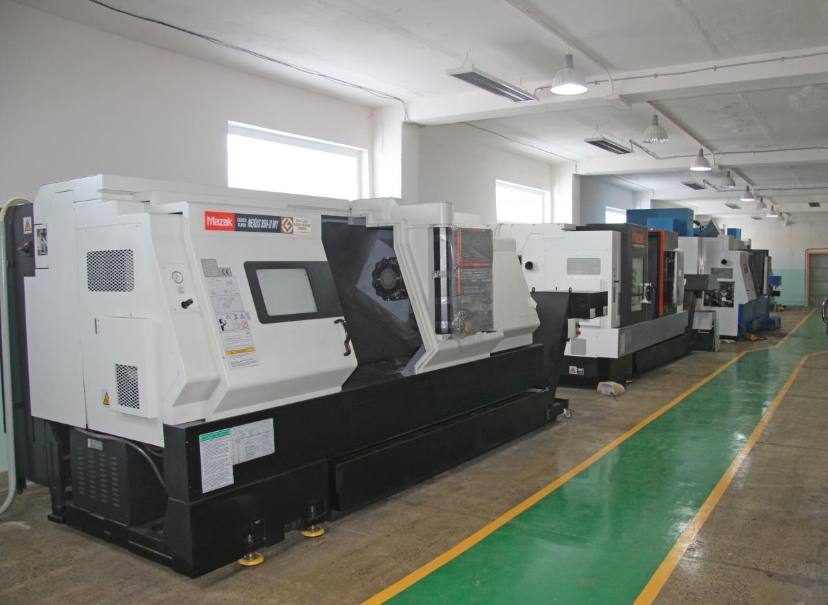 ХТЗ ввів в експлуатацію сучасне обладнання із механічної обробки деталей