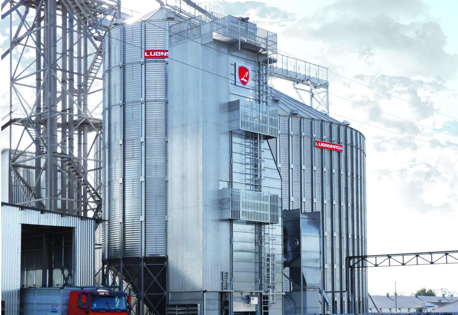 «Лубнимаш» монтує обладнання на новому фермерському елеваторі на Житомирщині