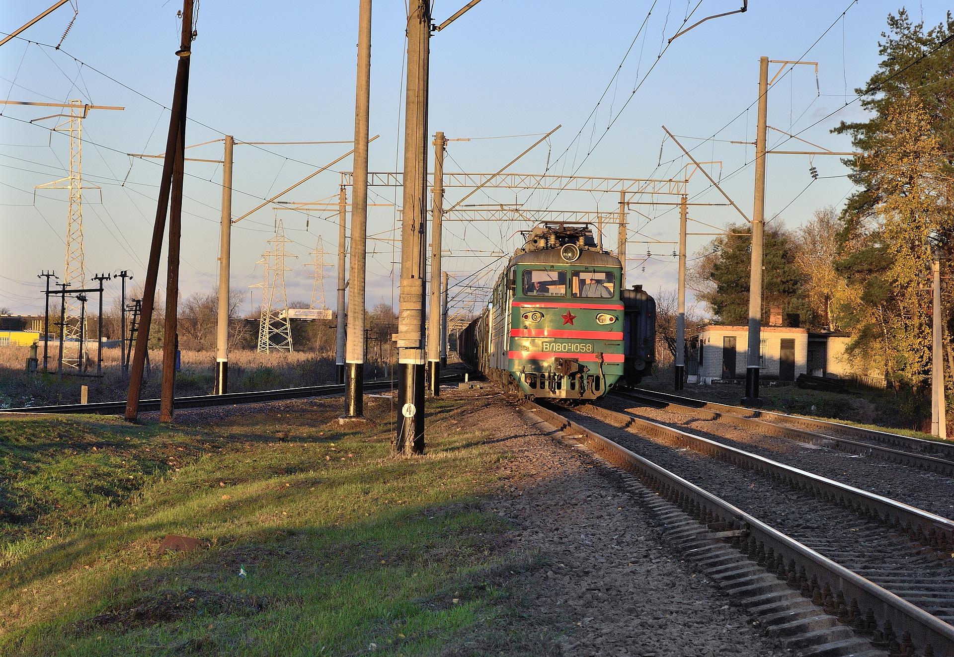 «Укрзалізниця» збільшила дохід від внутрішньодержавних перевезень вантажів