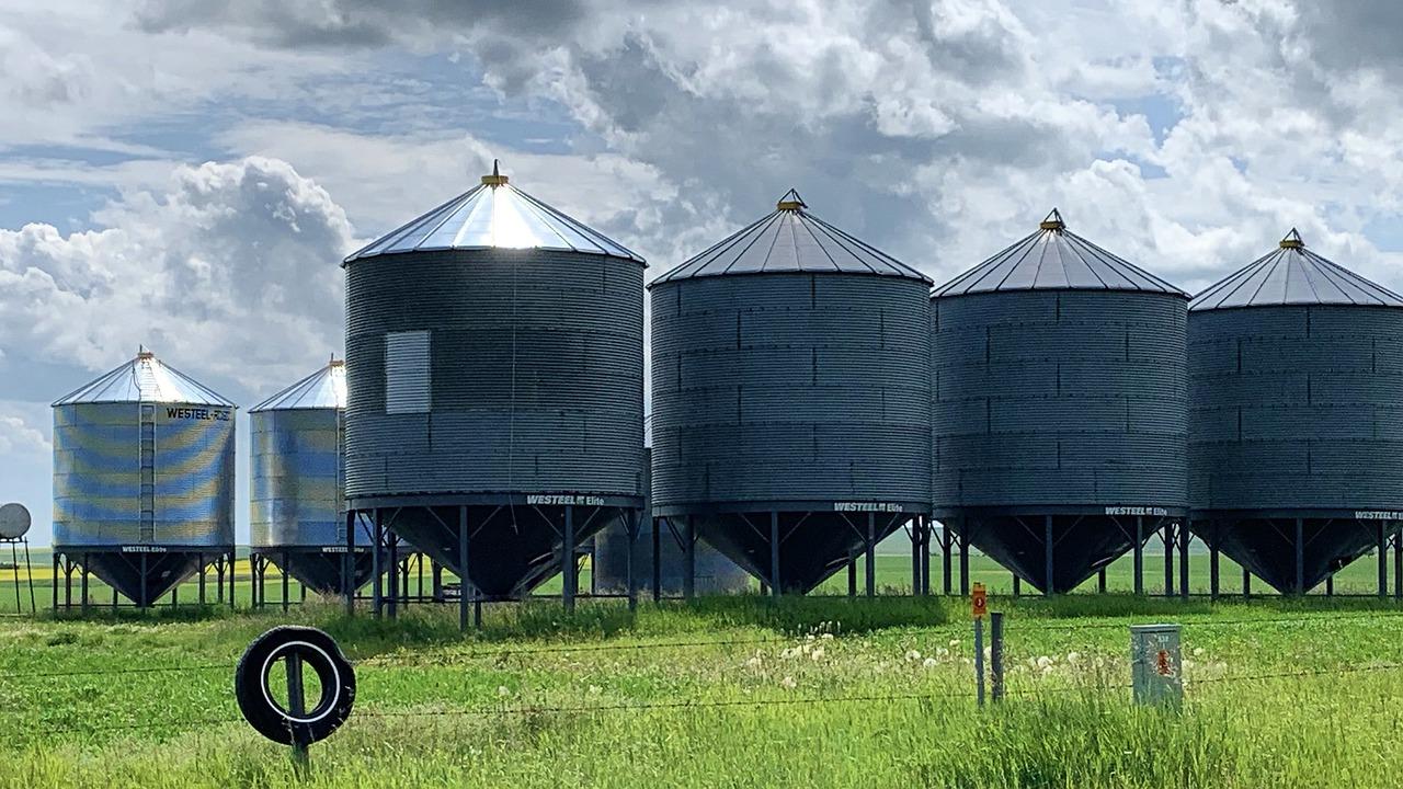 В Україні введуть додаткові потужності для зберігання зерна