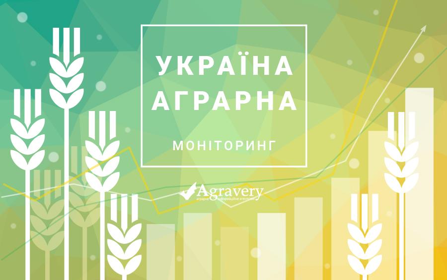 Україна аграрна: що відбувається з ринком зернових і олійних (16.11 – 20.11.2020)