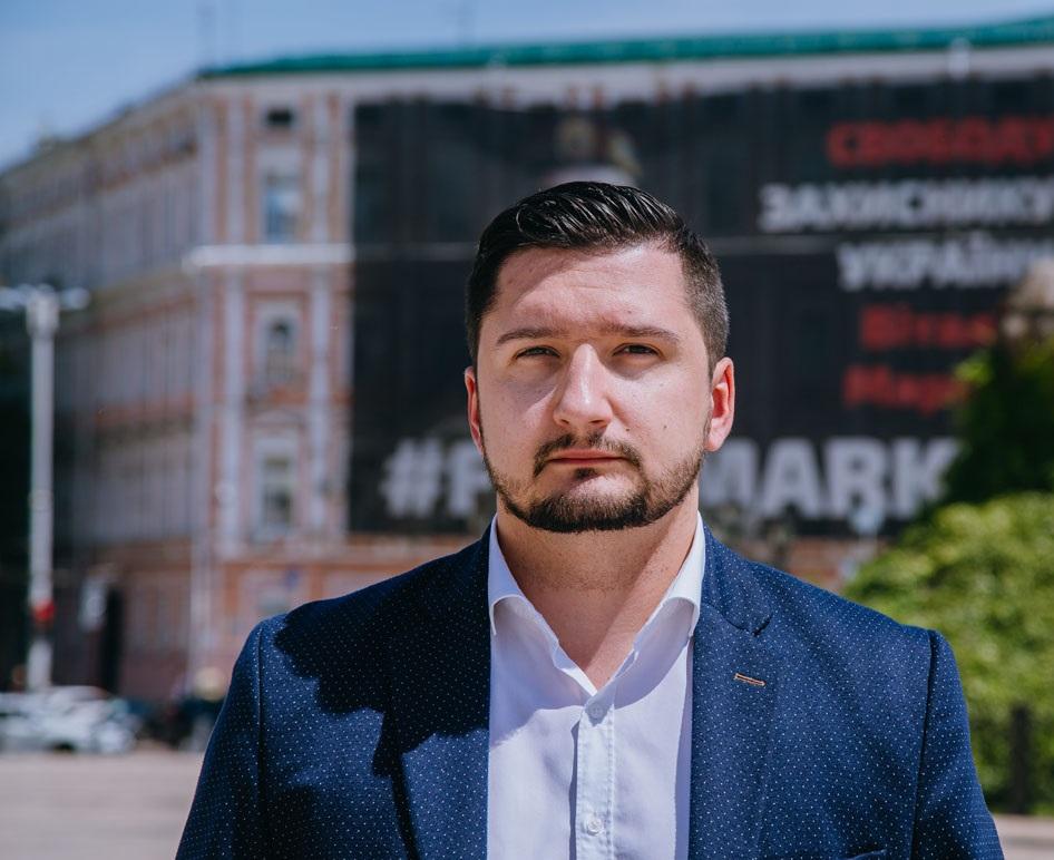 Ярослава Погорілого поновлено на посаді голови Держрезерву
