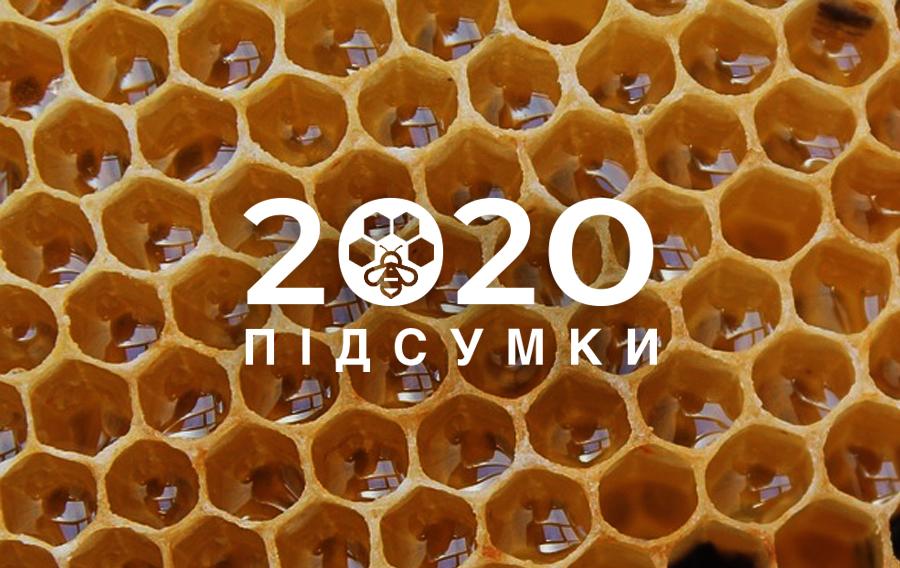 Аграрний 2020-й: Яким був рік для виробників меду?