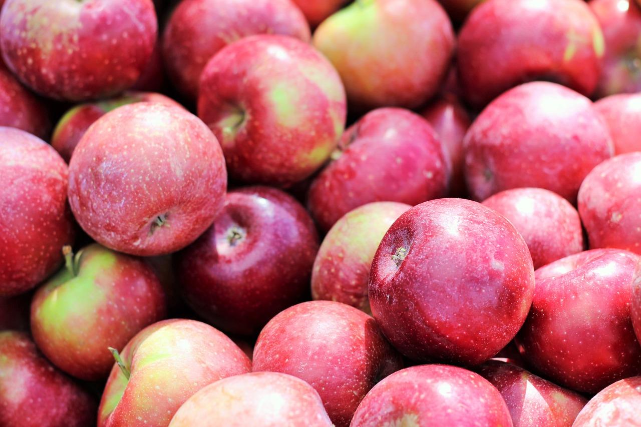 В Україні ціни на яблука знизилися на 20%
