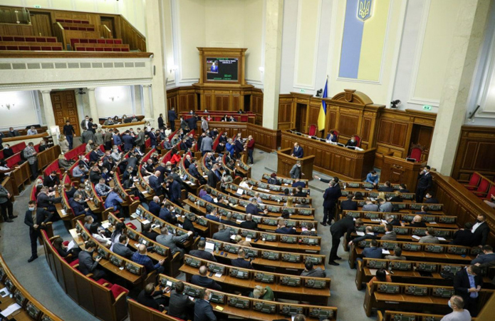 Рада прийняла пакет законів для підтримки бізнесу під час локдауну