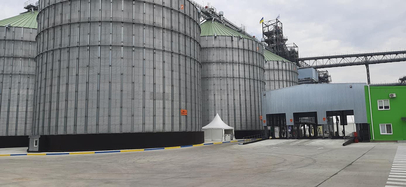 «Епіцентр-Агро» інвестував $52 млн у будівництво «Вінницького елеватора»