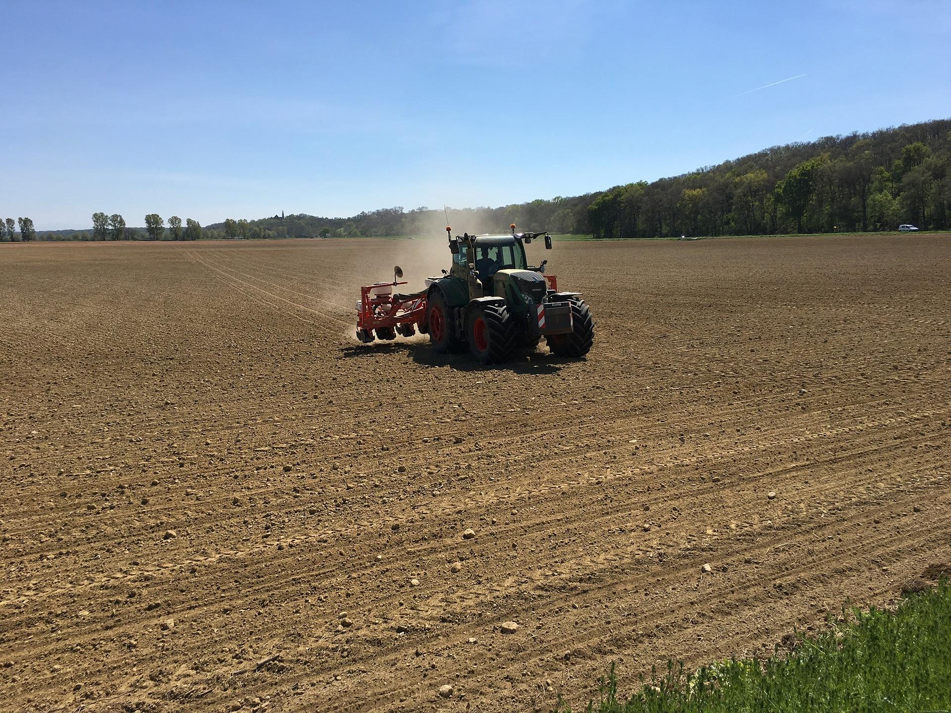 Агрохолдинг KSG Agro розпочав посівну кампанію-2020