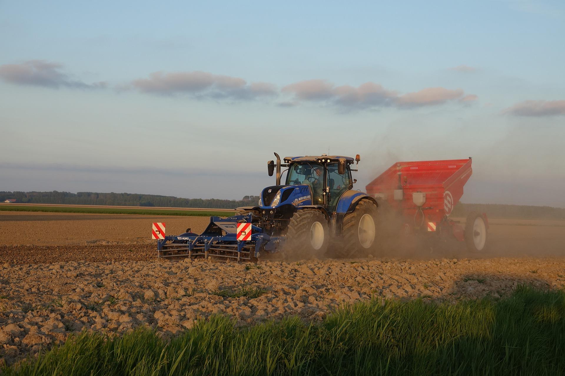 В Україні понад 40% сільськогосподарських земель можуть втратити родючість