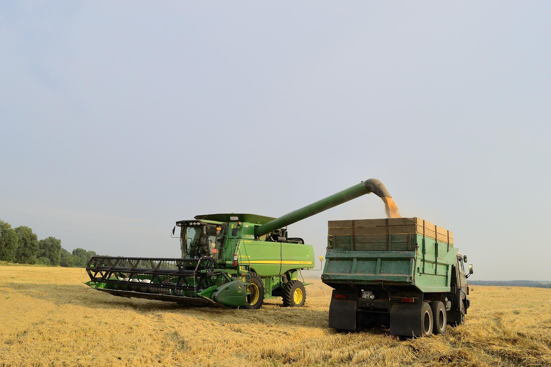 На Львівщині рейдери намагались зібрати врожай пшениці