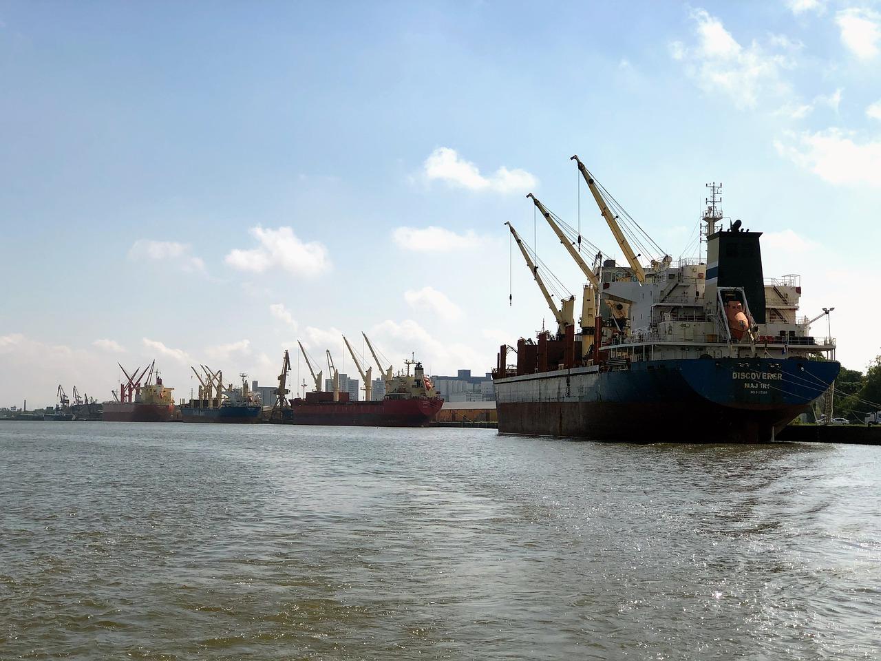 Уряд схвалив рішення про визначення меж морпортів Чорноморська і «Рені»
