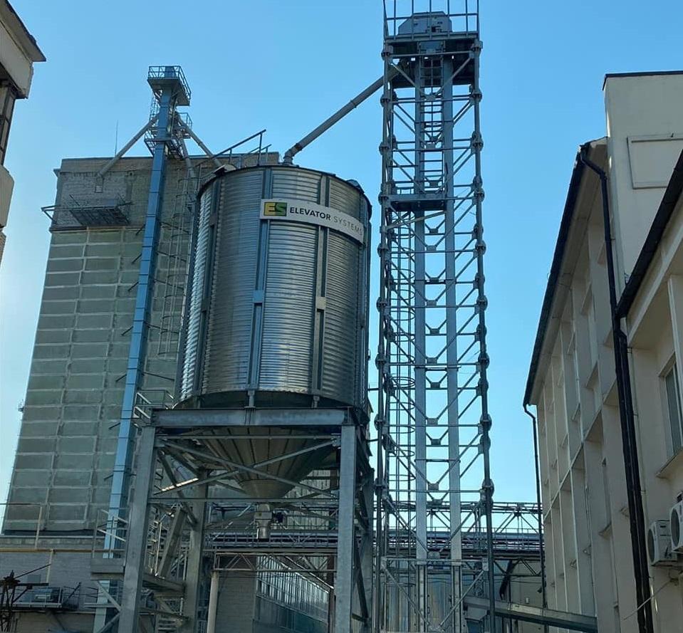 Елеваторне обладнання компанії Eskeeper увійшло до програми компенсації вартості
