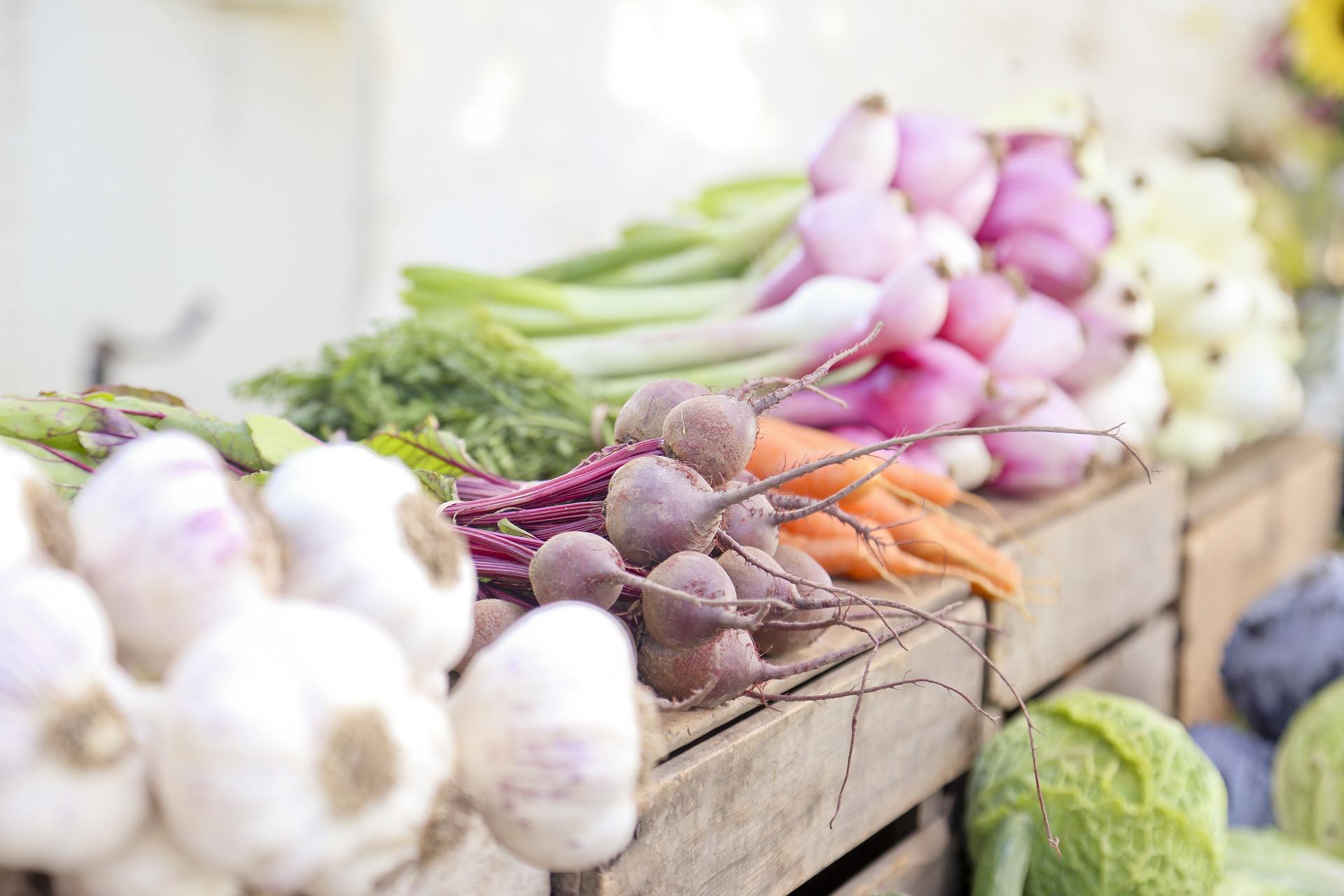 У Західній Україні знизилися ціни на овочі борщового набору