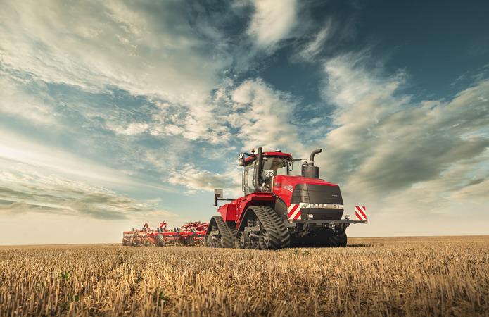 Case IH представила нові трактори для сезону-2021