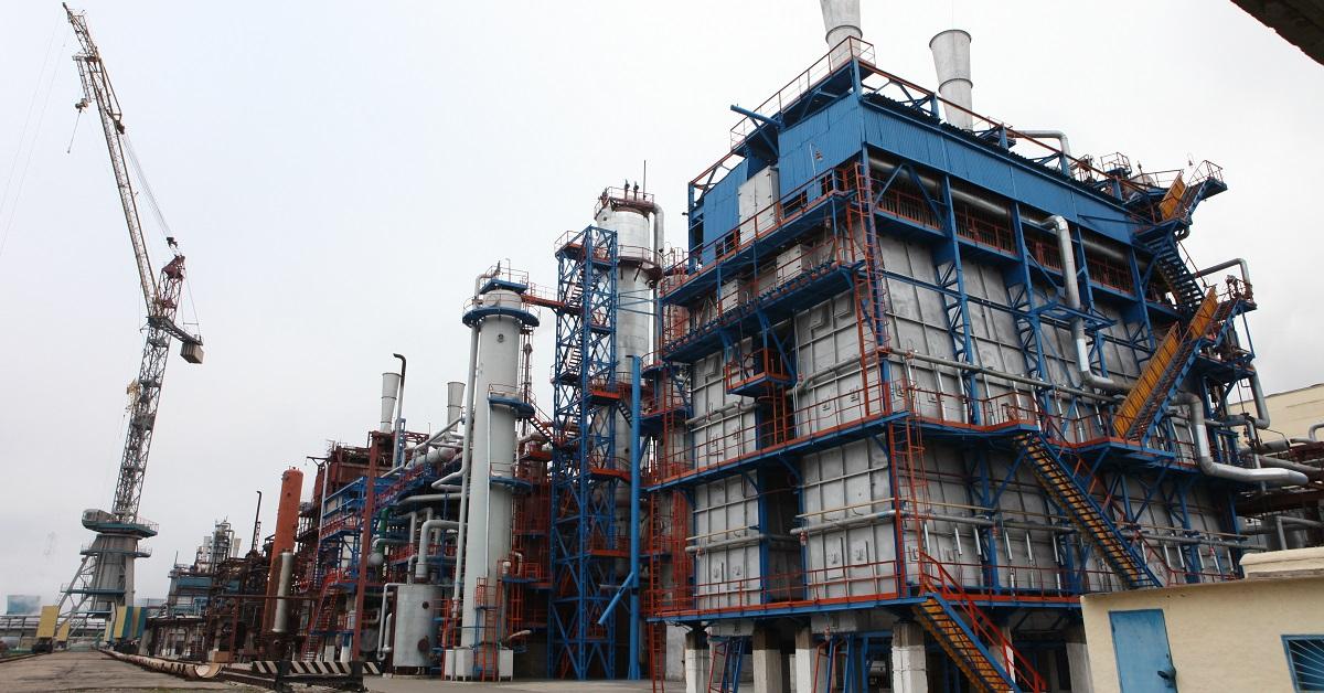Group DF інвестувала понад півмільярда гривень у модернізацію заводів азотної групи Ostchem