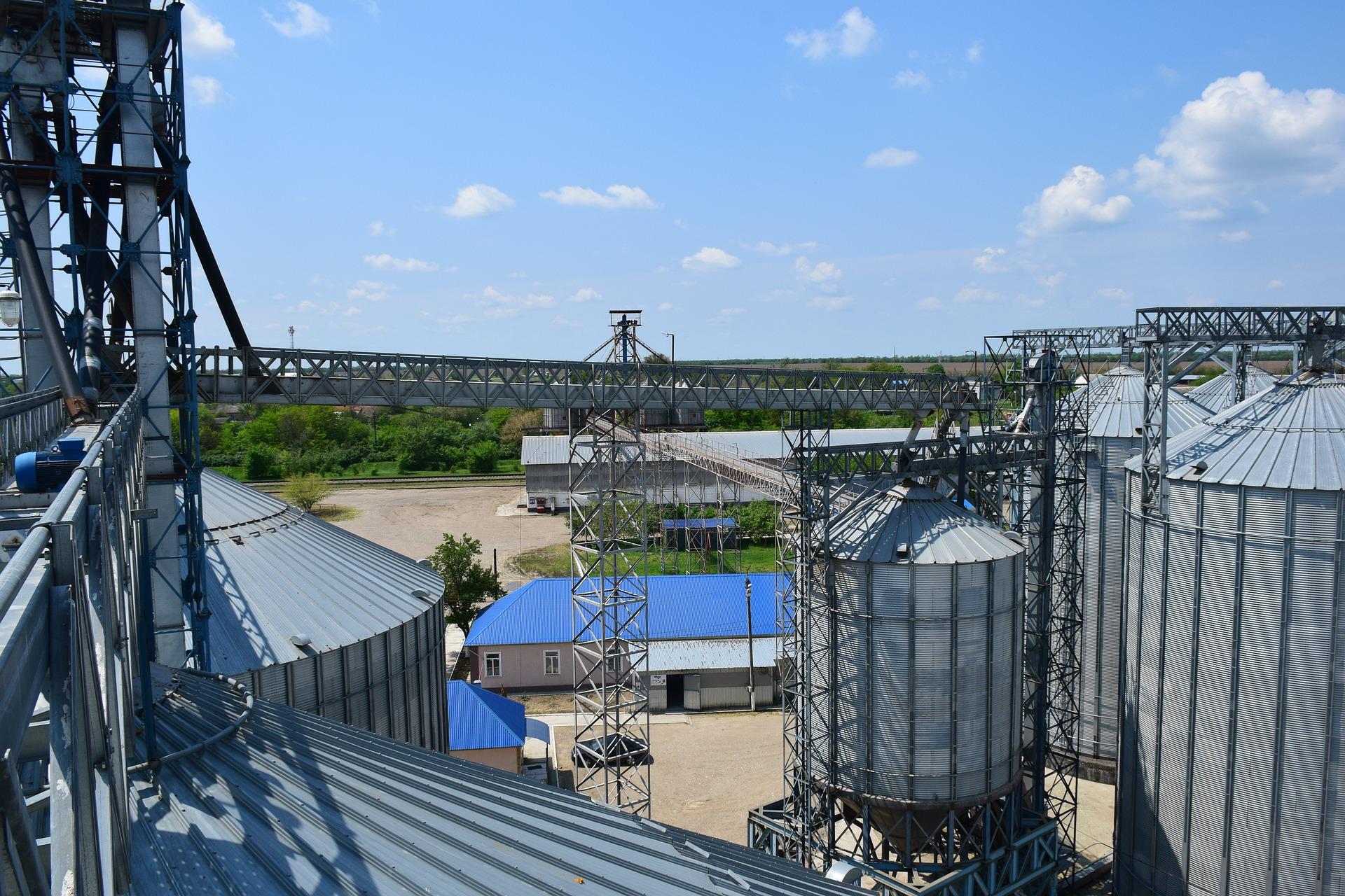 «Епіцентр Агро» збудував на Київщині елеваторний хаб потужністю 105 тис. тонн