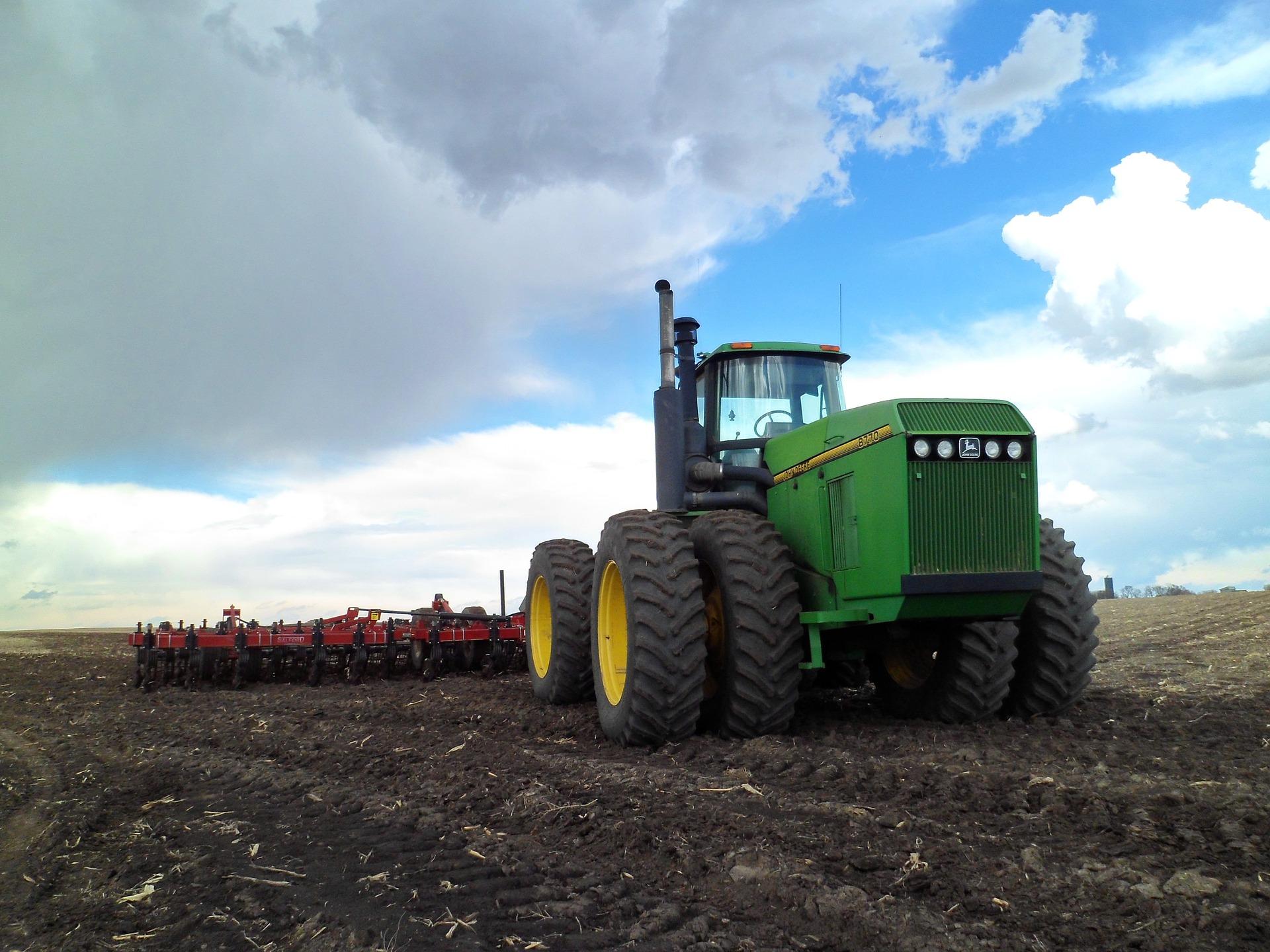 Українські аграрії вже посіяли 2,2 млн га озимих зернових