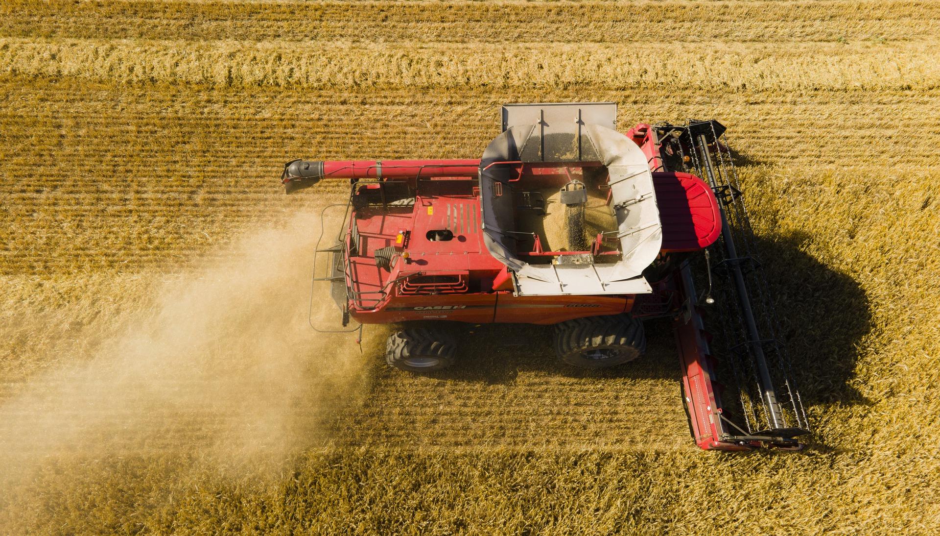 Аграрії Дніпропетровщини вже зібрали 30% ранніх зернових