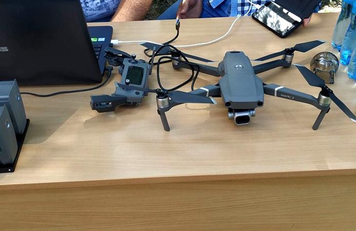 За використанням угідь на Полтавщині слідкуватимуть дрони