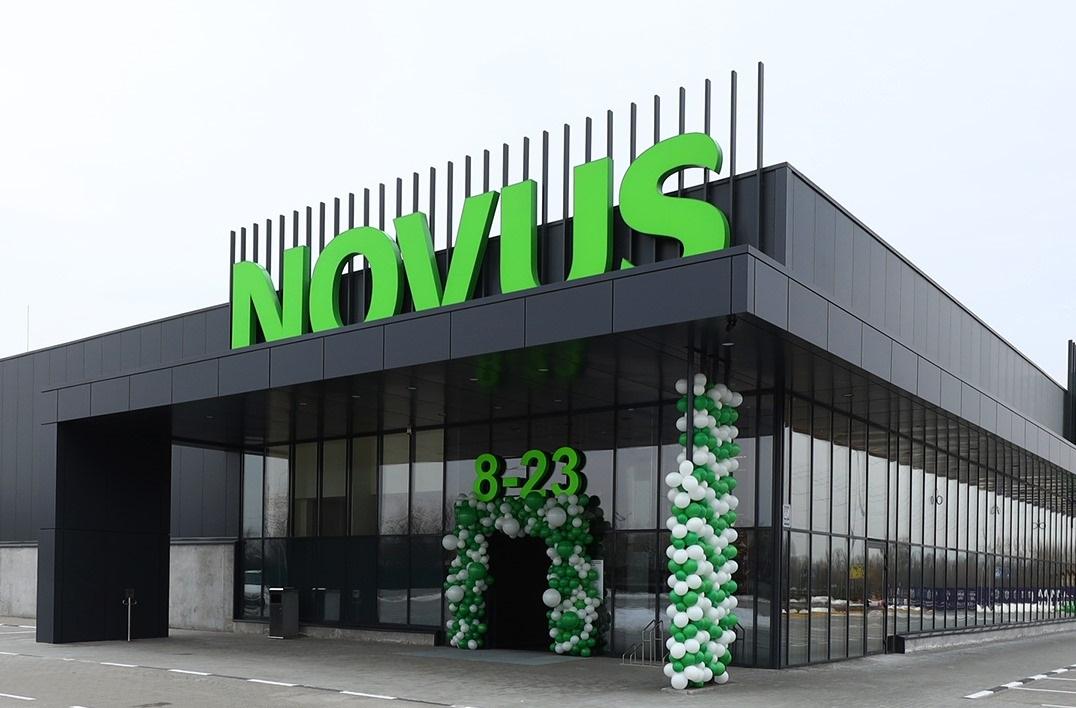 Мережа супермаркетів Novus припинила роботу в окупованому Криму