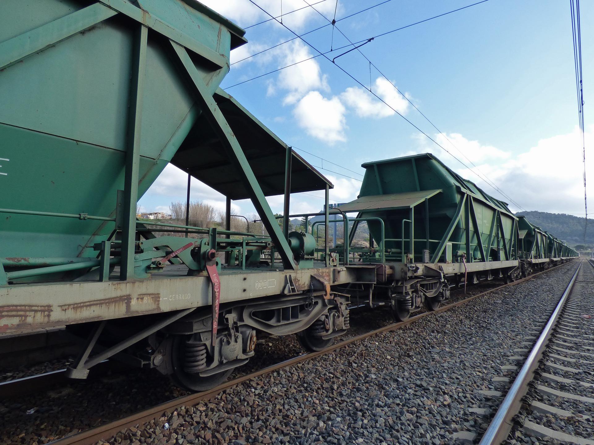 Залізничні перевезення зернових в серпні продемонстрували найвищий показник за три роки