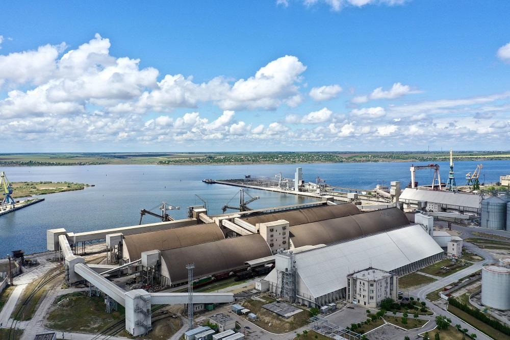 Порт «Ніка Тера» знизив обсяги перевалки на 14%