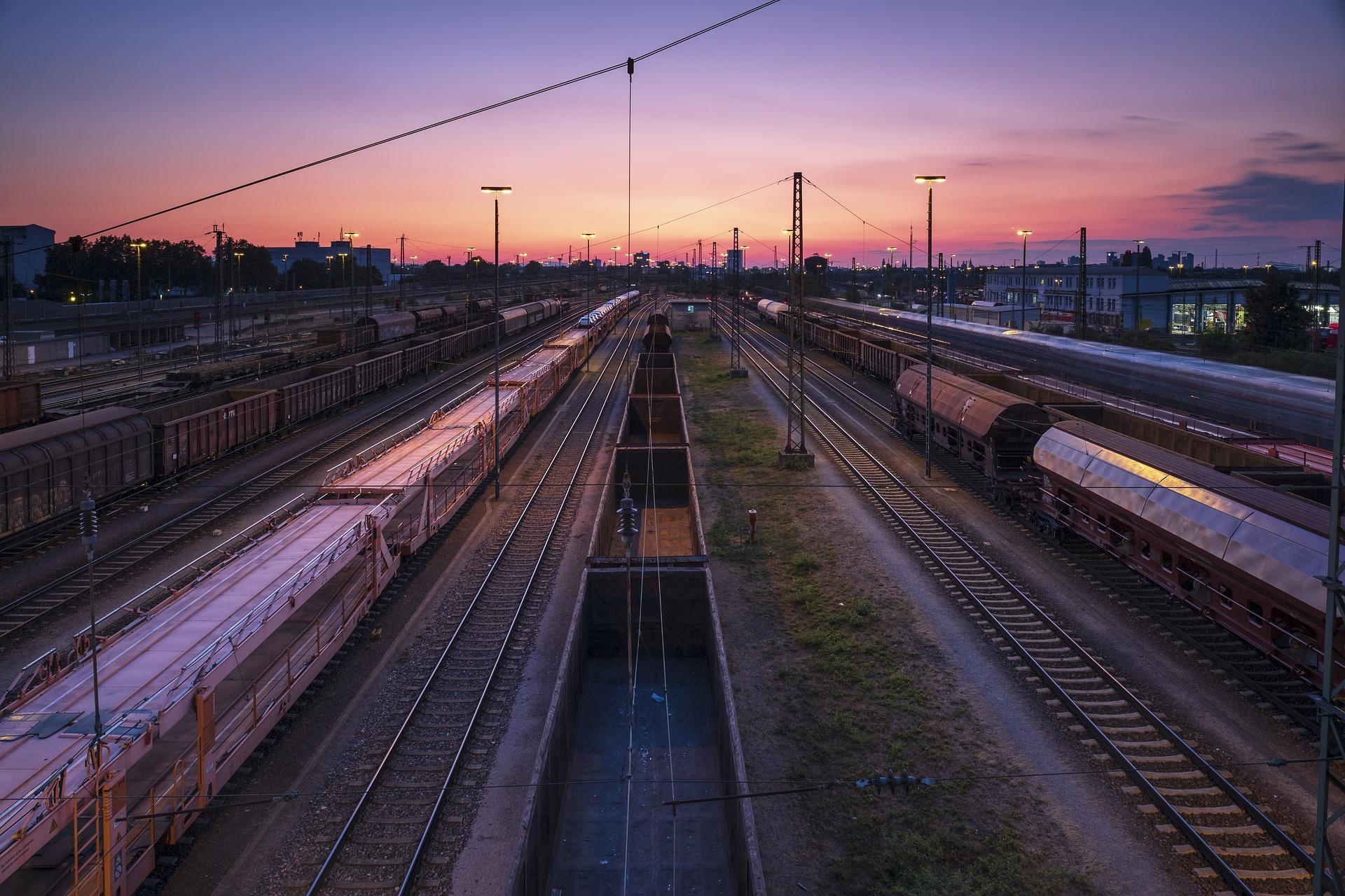 «Укрзалізниця» збільшила перевезення контейнерів територією України на 10,7%