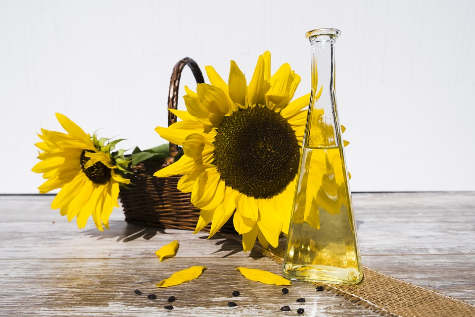 Ціни на українську соняшникову олію знижуються під тиском збільшення пропозицій