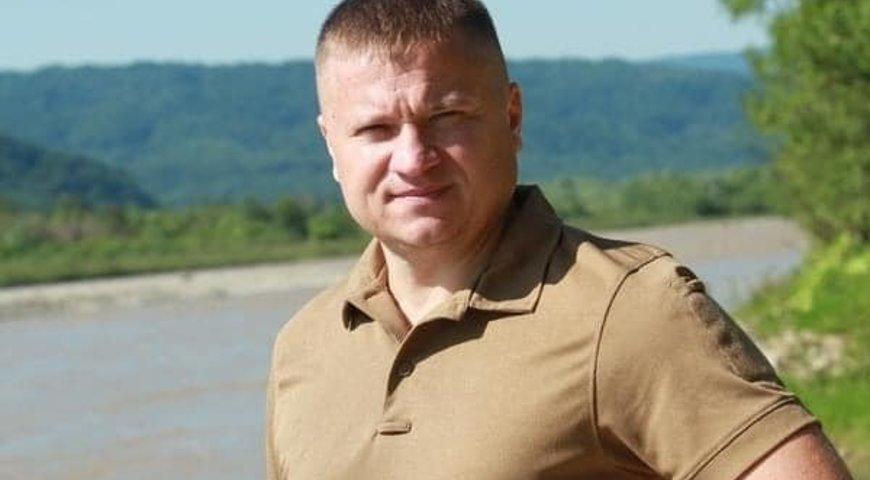 Помер командир 8-мого батальйону «Аратта» Андрій Гергерт