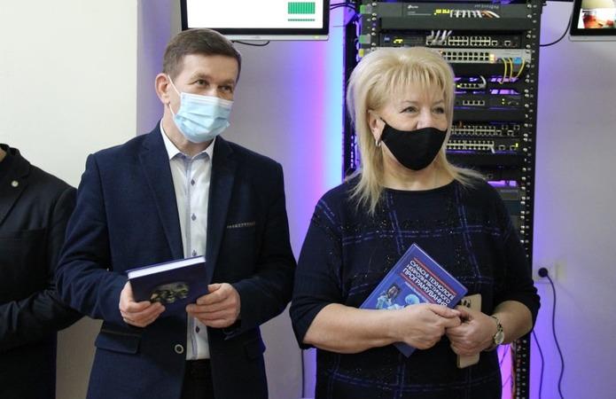 В Полтавському агроуніверситеті відкрили унікальну лабораторію
