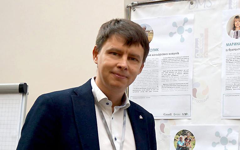Роман Безус: В Україні абсолютна більшість кооперативів існує виключно на папері