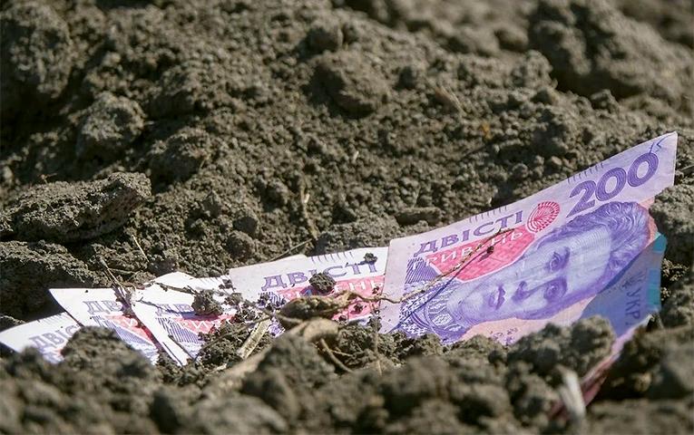 Мінімальний податок. Кому доведеться платити за гектар?