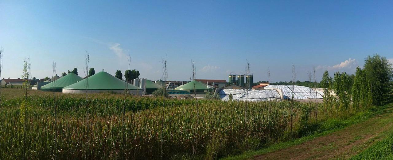 На Хмельниччині запустили третю чергу біогазового комплексу