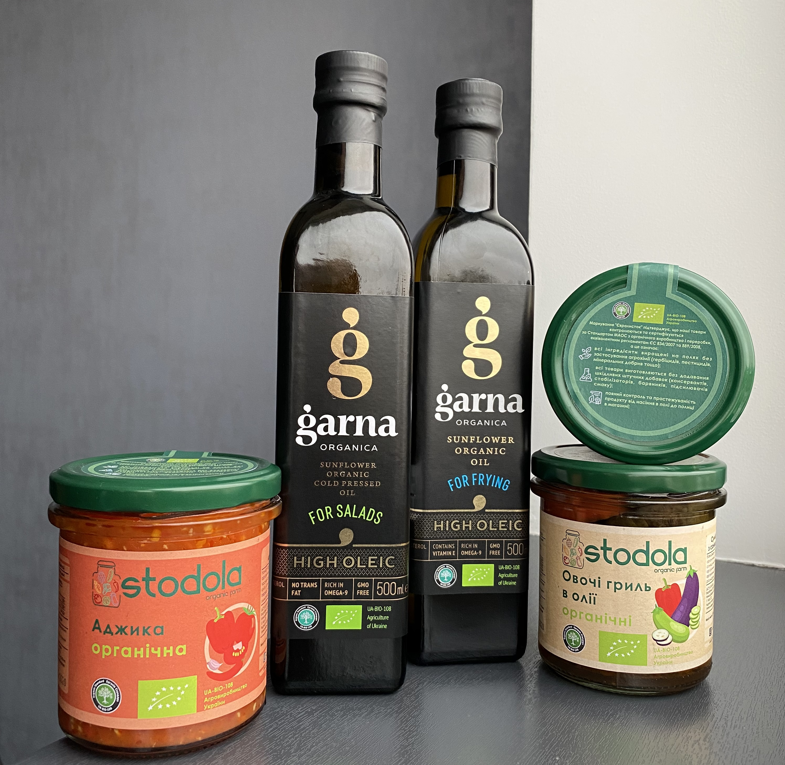 Органічний переробник ТМ «Стодола» розпочав співпрацю з Ukroliya Organic