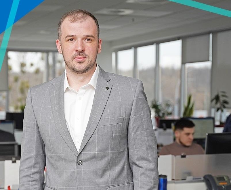 Новостворений Департамент розвитку бізнесу клієнтів МХП очолив Дмитро Морозов