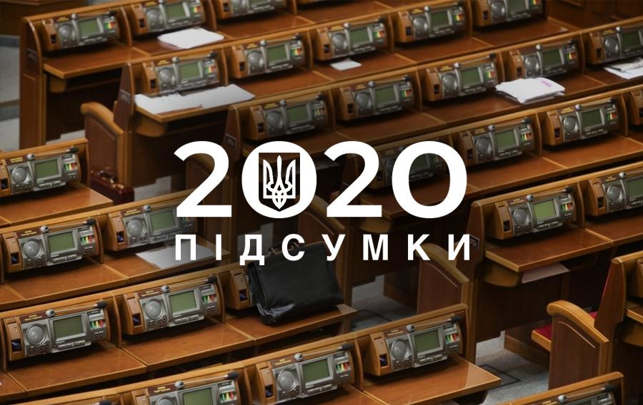 Аграрний 2020-й: закони, які найбільше вплинули на агробізнес