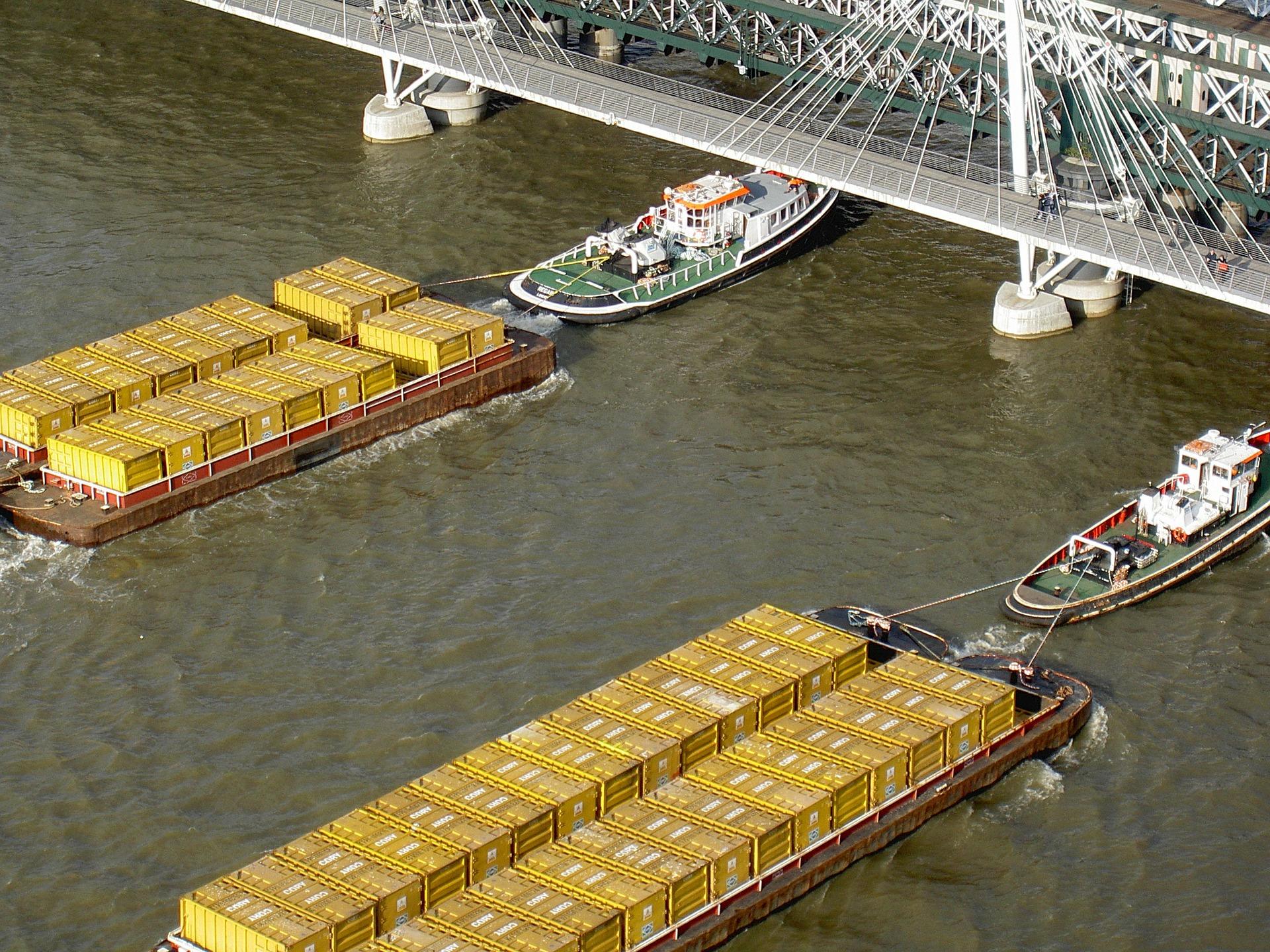«Грейн-Трансшипмент» зупинив будівництво барж через закон щодо річкового транспорту